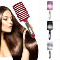 Massage Peigne Brosse À Cheveux Femmes Abody Scalp Detangle Brosse À Cheveux SH