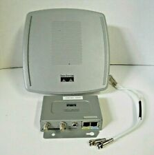 Cisco AIR-BR1310G-A-K9 Access Point w/ AIR-PWRINJ-BLR2 Power Injector w/Cables