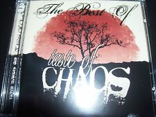 Taste Of Chaos The Best Of 2 CD Underoath Thrice Shadows Fall Saosin The Used &