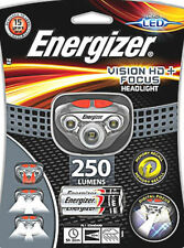 Energizer 1-499 Lumens Camping & Hiking Head Torches