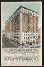 Postcard LOS ANGELES CA  New Baker Bros Furniture Store Promo Ad 1910's