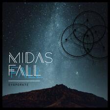 Midas Fall - Evaporate (Black Vinyl) - MONO130VNL