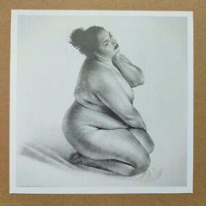 """NUDE PRINT - 5x5"""" - Nude #25 (Single Fine Art Print)"""