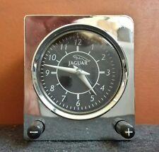 Jaguar XJ original dashboard clock