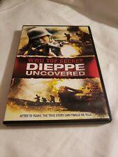WWII Top Secret: Dieppe Uncovered by Wayne Abbott: dvd