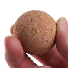 36mm Cork Solid Wood Foosball Table Soccer Ball Football Baby Foot Fussball 1pc