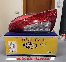 Fanalino posteriore sinistro led LANCIA MUSA 2007> Originale 714021950702 LLG032