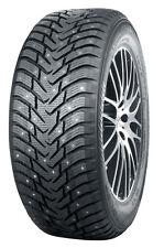 1 New Nokian Hakkapeliitta 8 SUV Studded Winter Snow Tire 255/65R17 114T XL