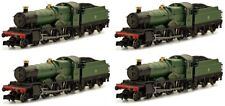 N Gauge Dapol 2S-001-001 #7801 'Anthony Manor' GWR Green Shirtbutton Logo BNIB