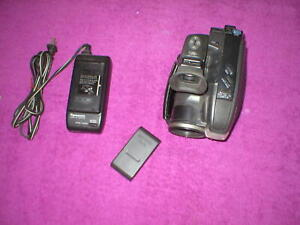 Panasonic Palmcorder IQ PV-A 207