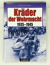 "Livre ""kräder de la Wehrmacht"" URAL DNIEPR k750 m72 BMW Zündapp"
