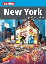 Berlitz Pocket Guide New York City Latest Edition
