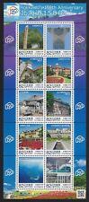 JAPAN 2018 Hokkaido 150th Ann. S/S stamps