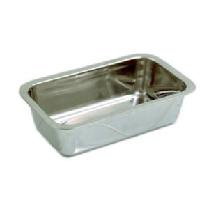 Norpro Stainless Steel Bread Loaf Meatloaf Dessert Pan With A Mirror Finish