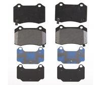 Disc Brake Pad Set-Element3; Metallic Rear Raybestos PGD1053M