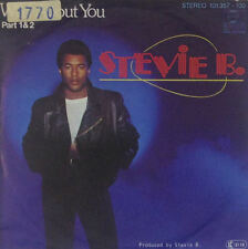 "7"" Single - Stevie B. - Wild About You (Part 1 & 2) - S20 - washed & cleaned"