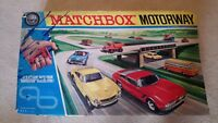 Matchbox vintage M2 Motorised motorway spare parts