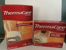 ThermaCare Advanced Neck Wrist & Shoulder 3 Count Lower Back & Hip 2 Count Heat