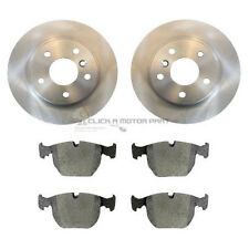 PORSCHE BOXSTER 2.7 2004-2009 FRONT 2 BRAKE DISCS AND PADS SET NEW
