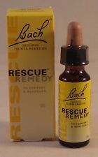 Bach Rescue Remedy 10ml. Pack of 6. Special Offer