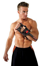 Wrist Forearm Exercise Machine Wedge Hand Strength Grip Training Resistance Arm