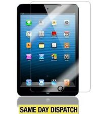 3 X APPLE iPad MINI 2 RETINA Clear LCD Screen Protector Cover Gurad & Cloth