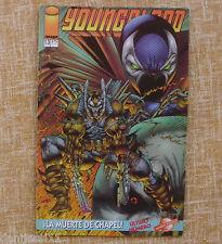 Comic, Youngblood, nº 13, Image, World Comics, Planeta DeAgostini, año 1999