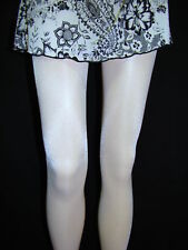 2 Q Peavey Shiny Pantyhose Tights Halloween Costume Drag Queen Nurse gloss maid