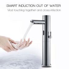 Sensor Infrarot Wasserhahn Bad Waschtisch Hohe Waschbecken Armatur Mischbatterie