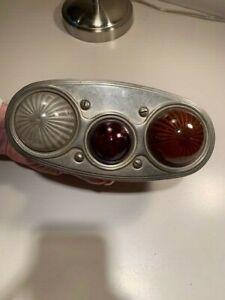 Old Antique Vintage 1920s 1928 1929 Packard Rat Rod Car Tail Light Lamp