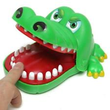 Hot Alligator Roulette Game Crocodile Mouth Dentist Bite Finger Game Funny Toys