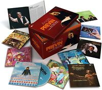 Andre Previn - The Complete HMV & Teldec Recordings (95CDs Boxset) Presale