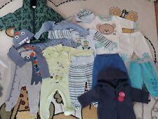 Bekleidungspaket Baby Junge 62 68 Frühling