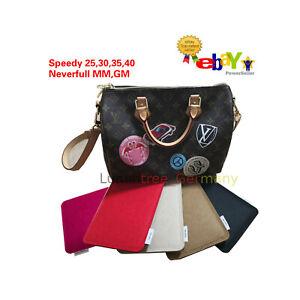Handmade Bag Base shaper Bottom for LV Speedy 25,30,35,40/Neverfull MM,GM