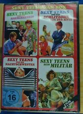 Sexy Teens Fan Box (2014) - 4 Filme - DVD - [16] - Erotik - Gratis Versand