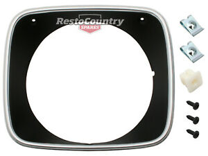 Holden Torana Headlight Surround Rim x1 LH LX Black NEW headlamp head