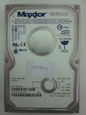 Disco duro MAXTOR DIAMONDMAX PLUS 9 120 GB 6Y120L0 SETTORI DANNEGGIATI PCB OK