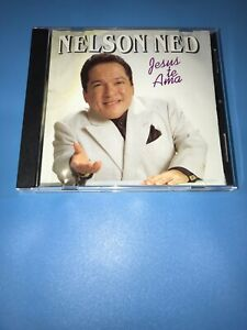 Jesus Te Ama by Nelson Ned (CD, Aug-1995, WEA) RARE