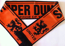 DUNDEE UNITED Football Scarves NEW from Superior Acrylic Yarns