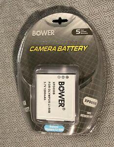Bower XPD050B Camera Battery for Olympus LI-50B