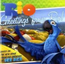 Rio: Greetings from Rio! by Harper, Benjamin