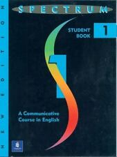 Spectrum: A Communicative Course in English (Workbook 1)-ExLibrary