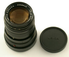LEICA Leitz M Tele-Elmarit 2,8/90 90 90mm F2,8 2,8 kompakt adaptable MFT A7