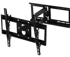 "LCD LED PLASMA SWIVEL TILT TV WALL MOUNT 20"" 26""32""37""52"" vesa 400x400mm"