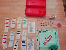 German pocket Travel Monopoly