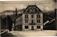 CPA  Saint-Laurent-du Pont (Isére) - La Distillerie Bonal   (241636)