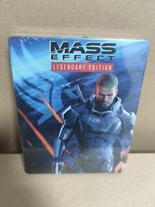 Mass Effect Legendary Edition - Steelbook - Custom - Neu/new - NO GAME