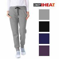 32 Degrees Heat Women Super Soft Athletic Jogger Tech Lounge Pant