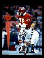 Bobby Bell PSA DNA Coa Signed Kansas City Chiefs 8x10 Autograph Photo