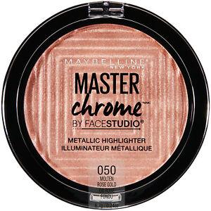 Maybelline Facestudio Master Chrome Metallic Highlighter Makeup 0.24 oz
